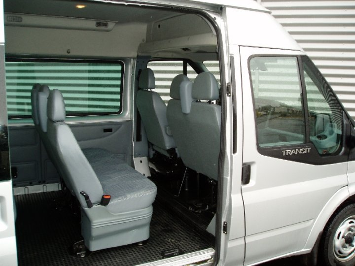 Ford Transit FT - 5