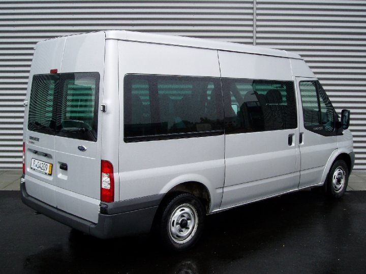 Ford Transit FT - 3