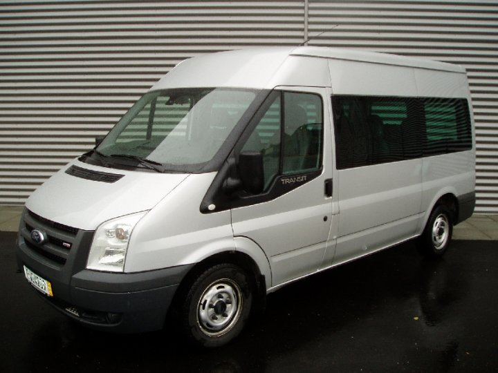 Ford Transit FT - 1