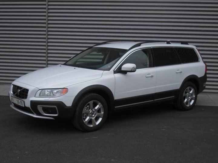 Volkswagen XC- 70 cross country D5 - 1