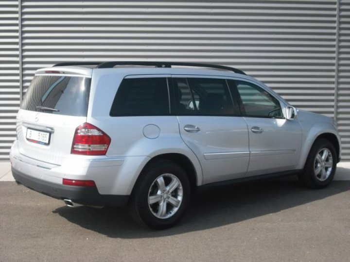Mercedes Benz GL 320 CDI 4Matic - 1