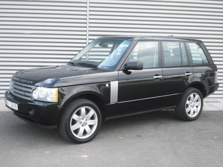 Land Rover Range Rover Vogue 3.6 TDV8 - 1