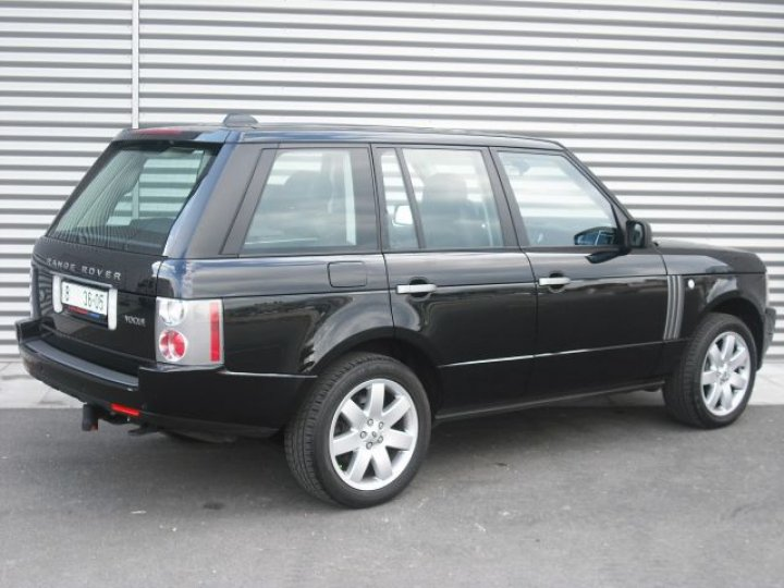 Land Rover Range Rover Vogue 3.6 TDV8 - 2