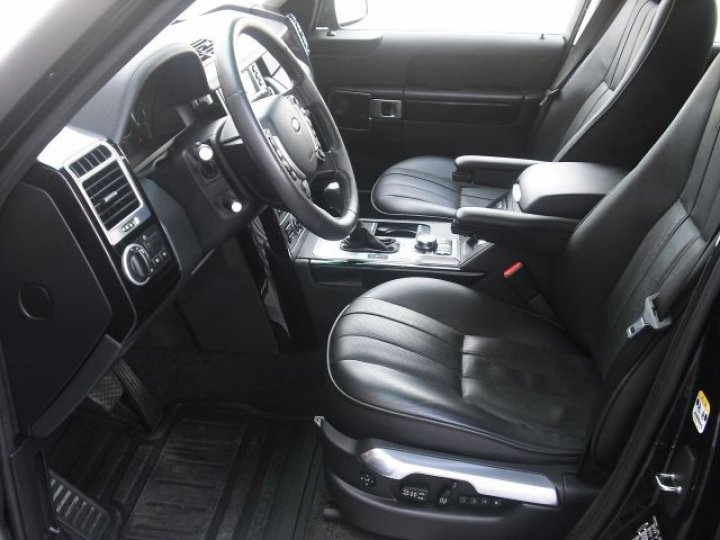 Land Rover Range Rover Vogue 3.6 TDV8 - 3