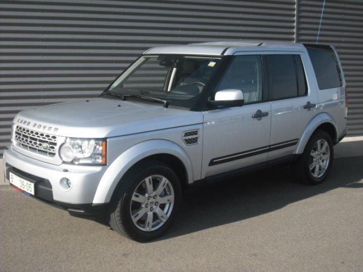 Land Rover Discovery 4 - 1