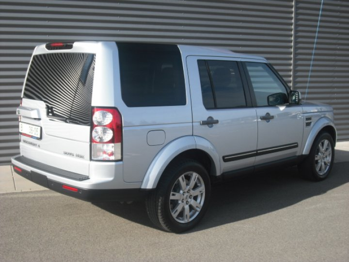 Land Rover Discovery 4 - 3