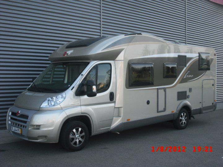 Fiat Ducato Burstner ixeo IT 710G - 1