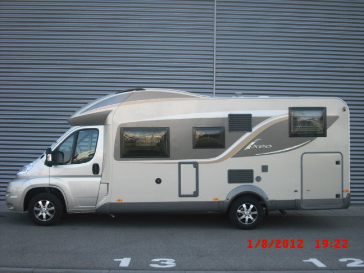 Fiat Ducato Burstner ixeo IT 710G - 2