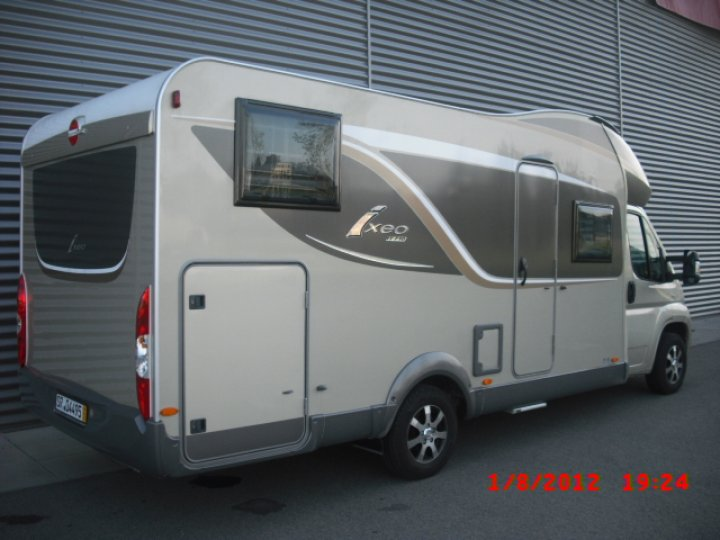 Fiat Ducato Burstner ixeo IT 710G - 3