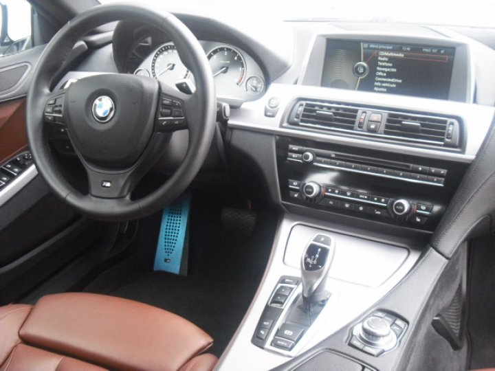 BMW 640 d GRAN COUPE - 4