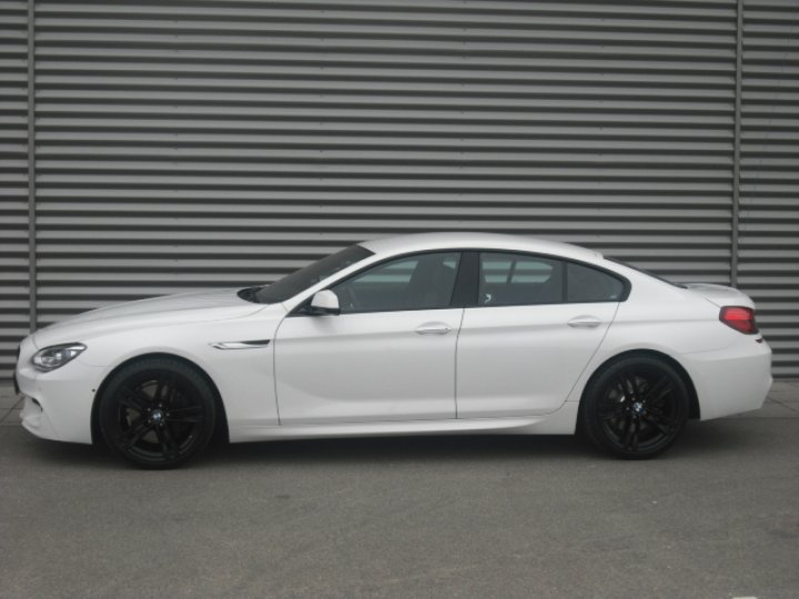 BMW 640 d GRAN COUPE - 2