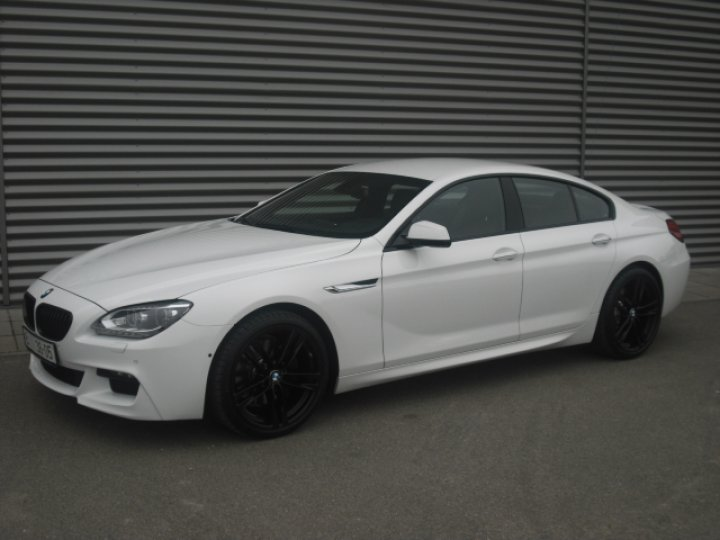 BMW 640 d GRAN COUPE - 1