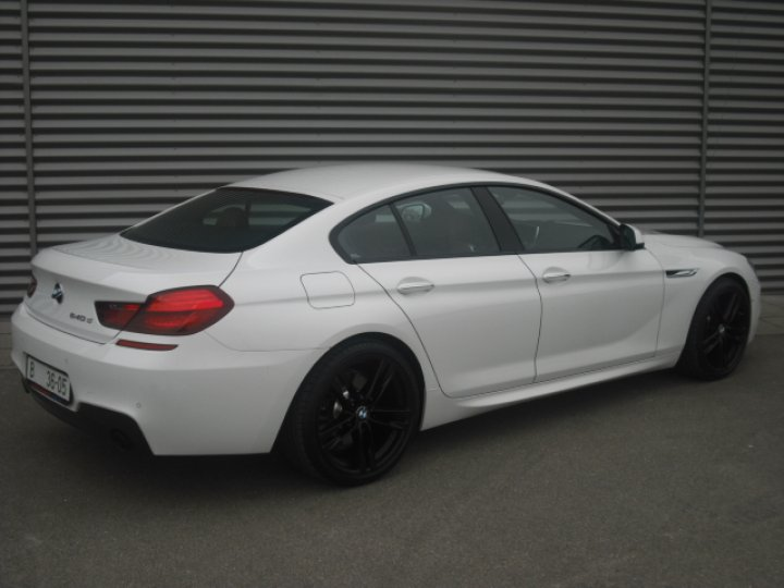 BMW 640 d GRAN COUPE - 3
