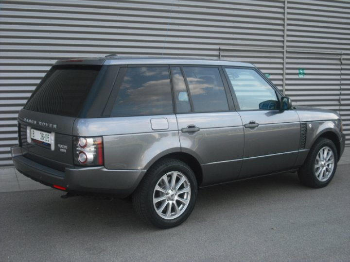 Land Rover RANGE ROVER VOGUE 4.4 TDV8 - 3