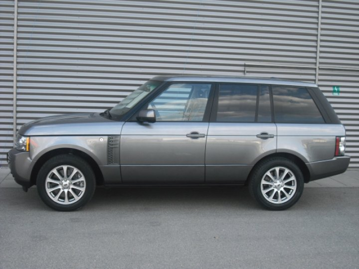 Land Rover RANGE ROVER VOGUE 4.4 TDV8 - 2
