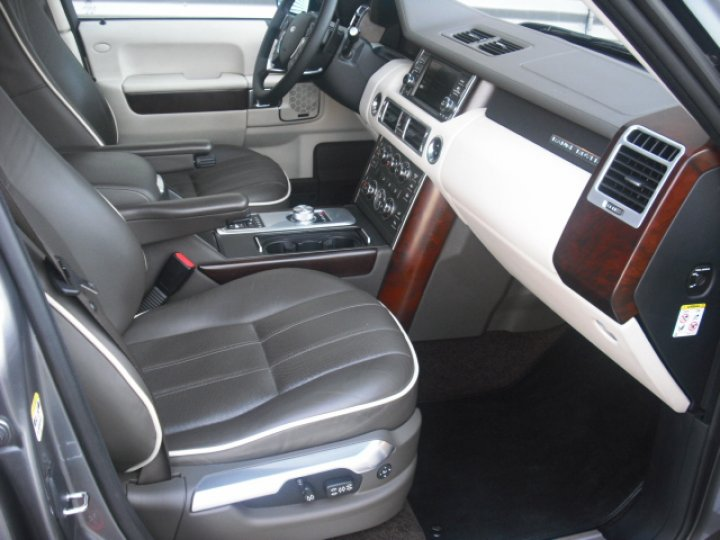 Land Rover RANGE ROVER VOGUE 4.4 TDV8 - 4