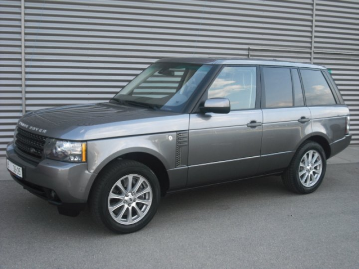 Land Rover RANGE ROVER VOGUE 4.4 TDV8 - 1
