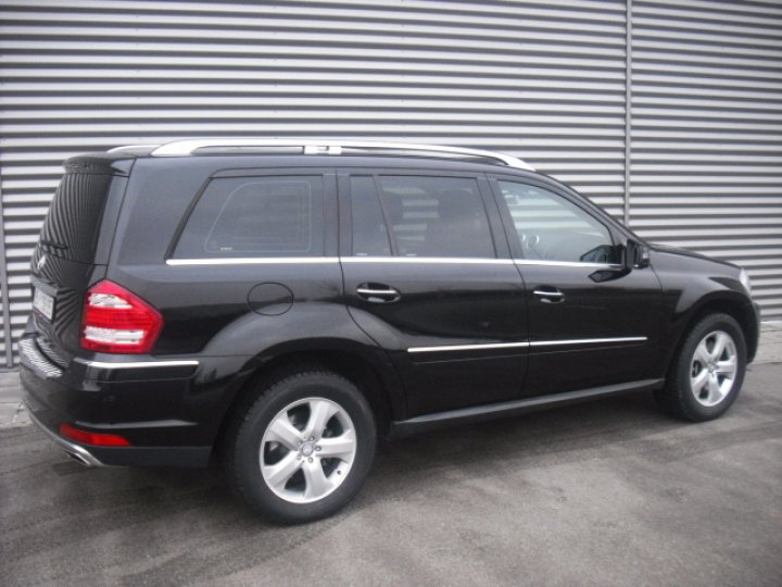 Mercedes Benz GL 500 4Matic - 2