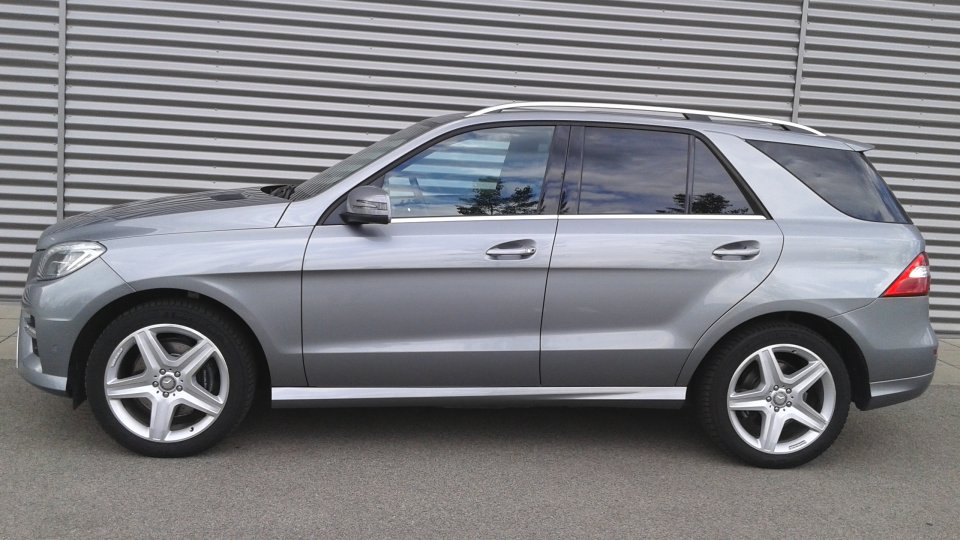 Mercedes Benz ML 350 bluetec 4matic - 2