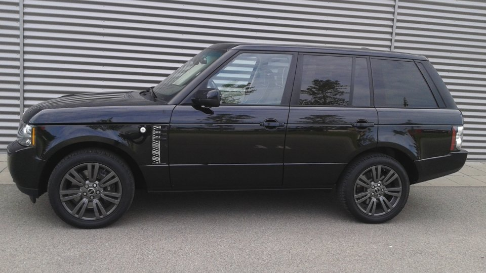 Land Rover Range Rover 4.4 TDV8 Vogue - 2