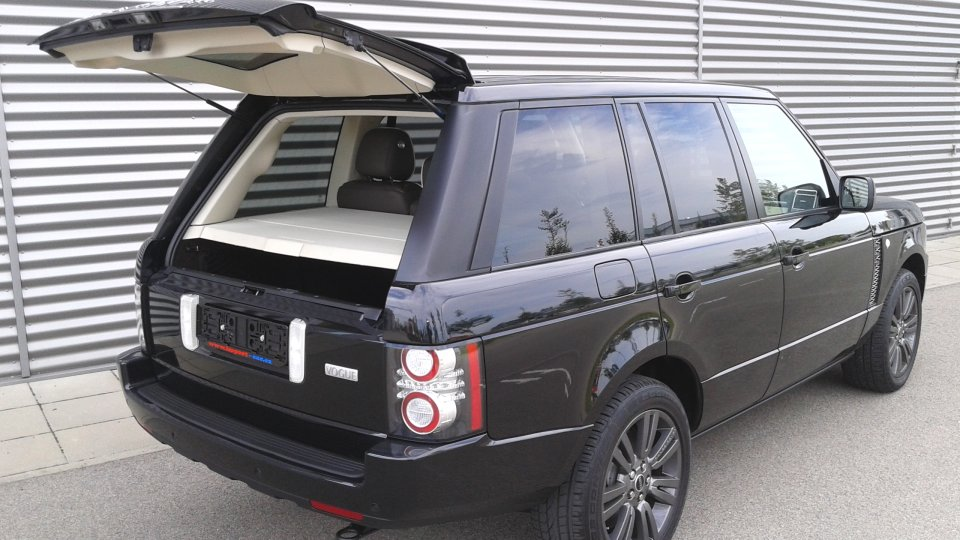 Land Rover Range Rover 4.4 TDV8 Vogue - 10
