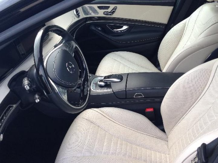 Mercedes Benz Sel 350 Cdi  4Matic    Panorama - 4