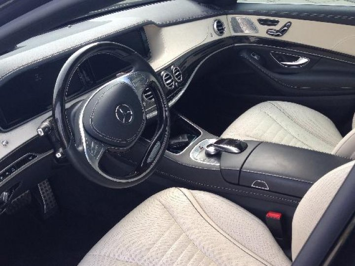 Mercedes Benz Sel 350 Cdi  4Matic    Panorama - 3