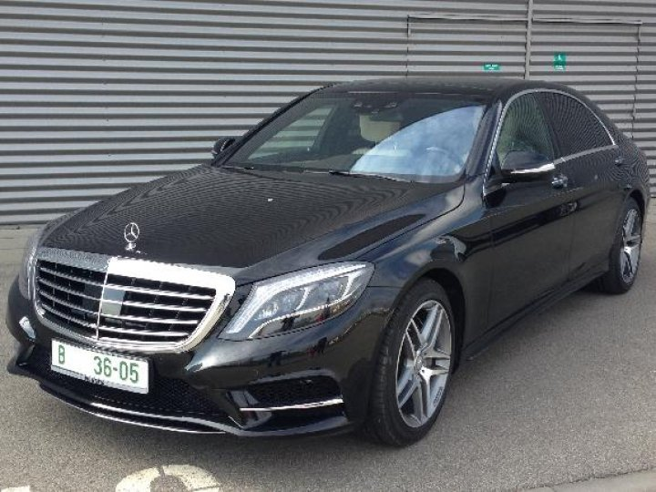 Mercedes Benz Sel 350 Cdi  4Matic    Panorama - 1