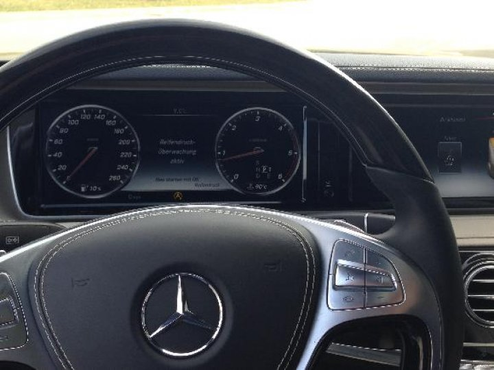 Mercedes Benz Sel 350 Cdi  4Matic    Panorama - 13