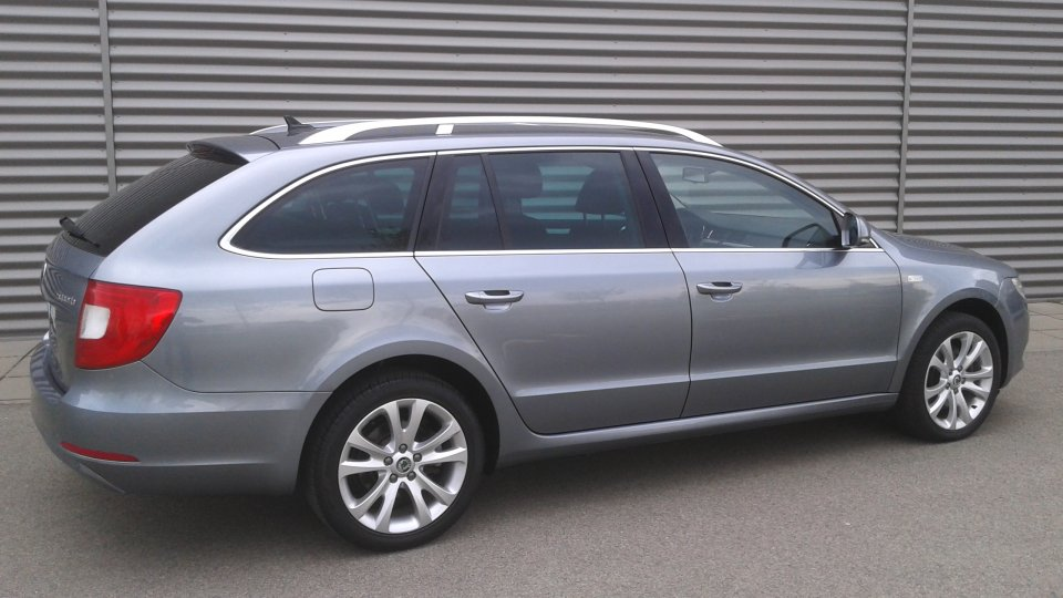 Škoda Superb DSG - 3
