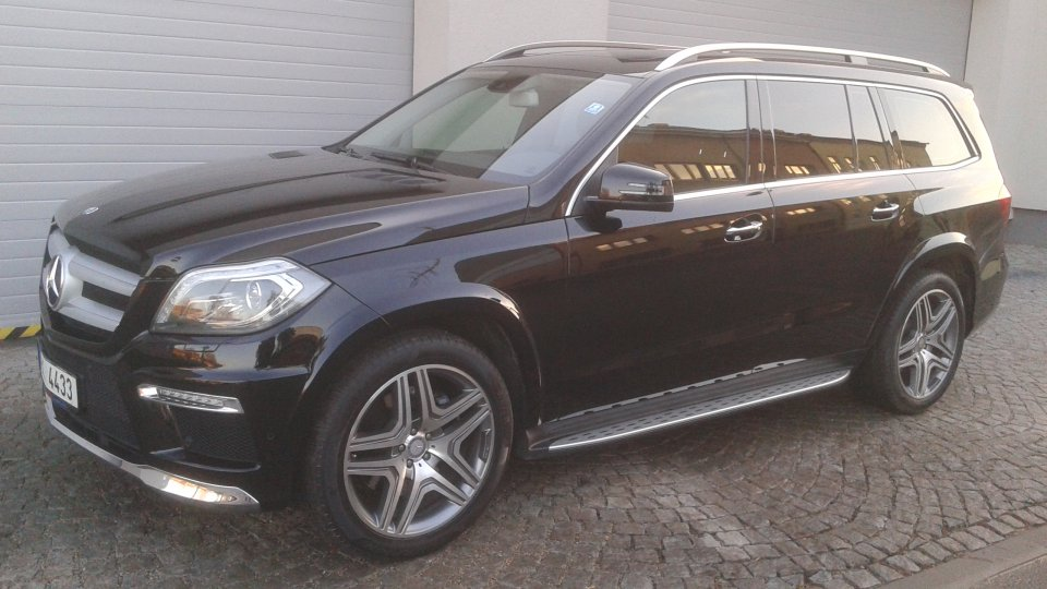 Mercedes Benz GL 350 BlueTec  4Matic - 1