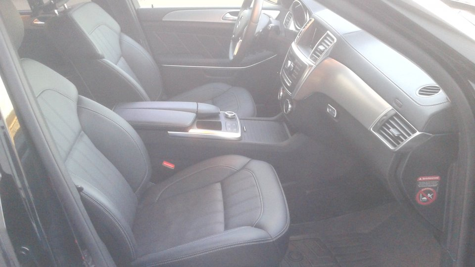 Mercedes Benz GL 350 BlueTec  4Matic - 4