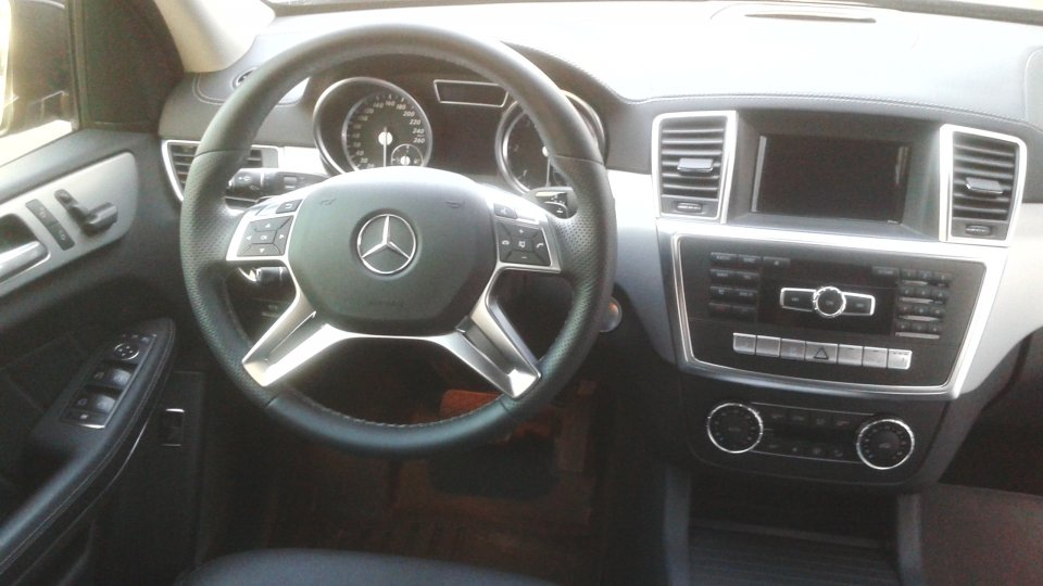 Mercedes Benz GL 350 BlueTec  4Matic - 6