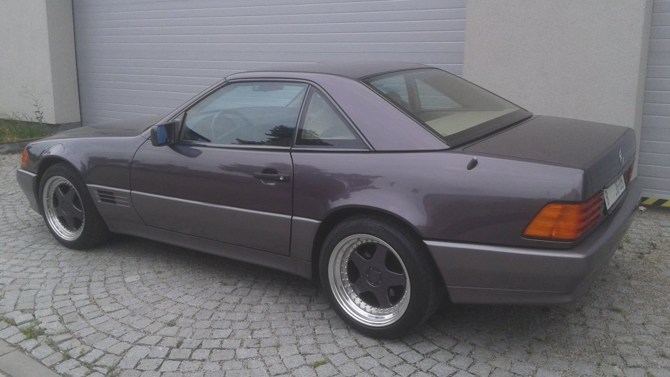 Mercedes Benz SL 500  W129 - 3