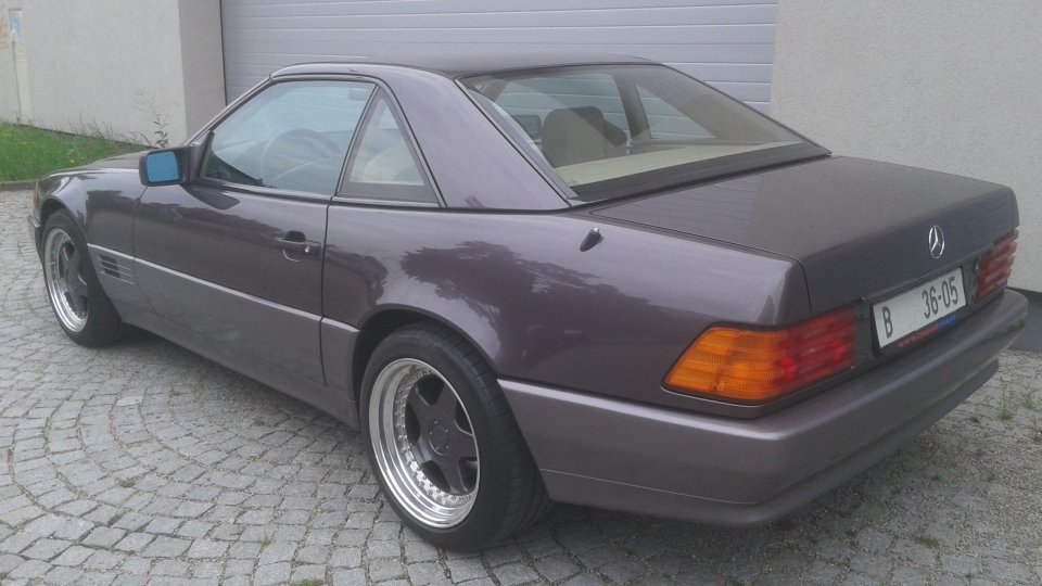 Mercedes Benz SL 500  W129 - 5