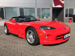 Dodge - Chrysler - Viper RT/10