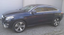 GLE 350 d Coupe 4Matic  Panorama