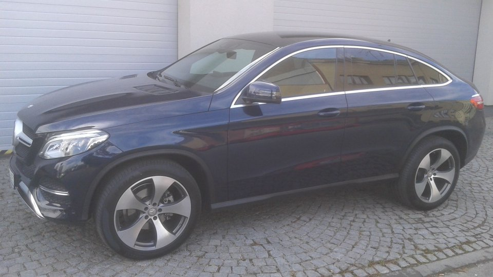 Mercedes Benz GLE 350 d Coupe 4Matic  Panorama - 1
