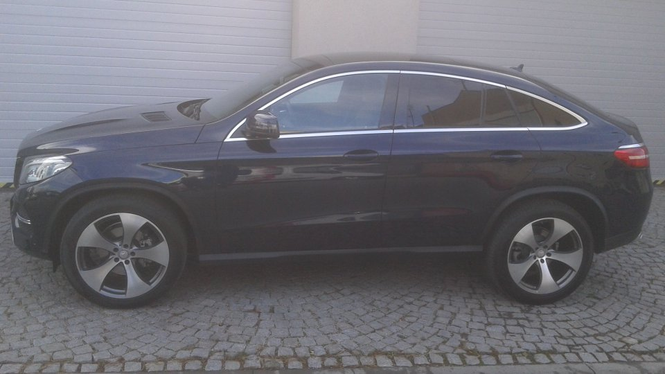 Mercedes Benz GLE 350 d Coupe 4Matic  Panorama - 2