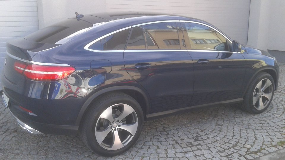 Mercedes Benz GLE 350 d Coupe 4Matic  Panorama - 4