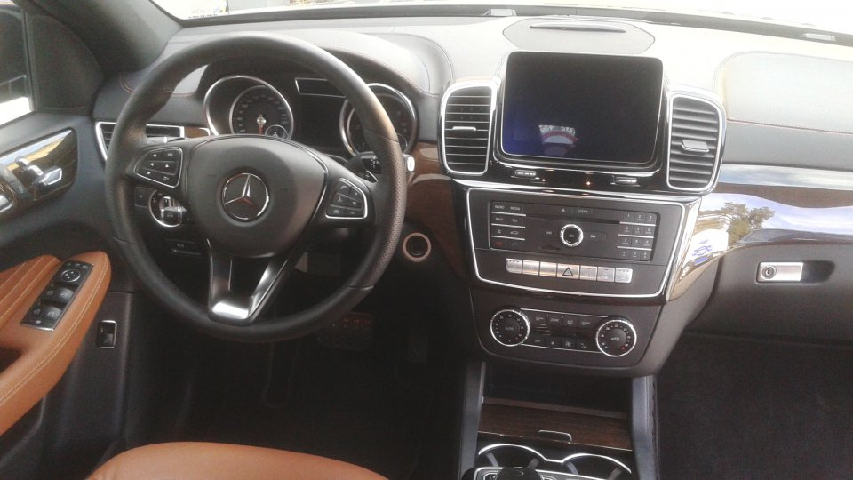 Mercedes Benz GLE 350 d Coupe 4Matic  Panorama - 8
