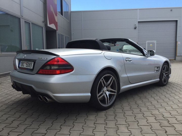 Mercedes Benz SL 65 AMG SPEEDSHIFT - 6