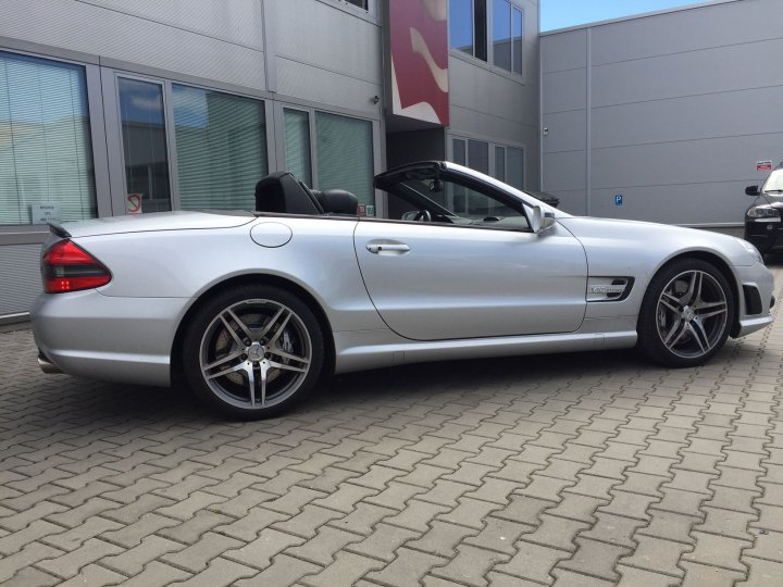 Mercedes Benz SL 65 AMG SPEEDSHIFT - 7