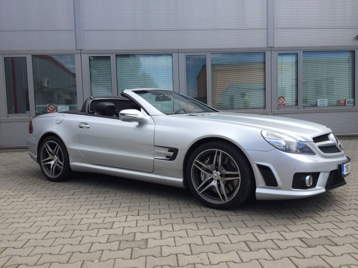 Mercedes Benz SL 65 AMG SPEEDSHIFT - 8