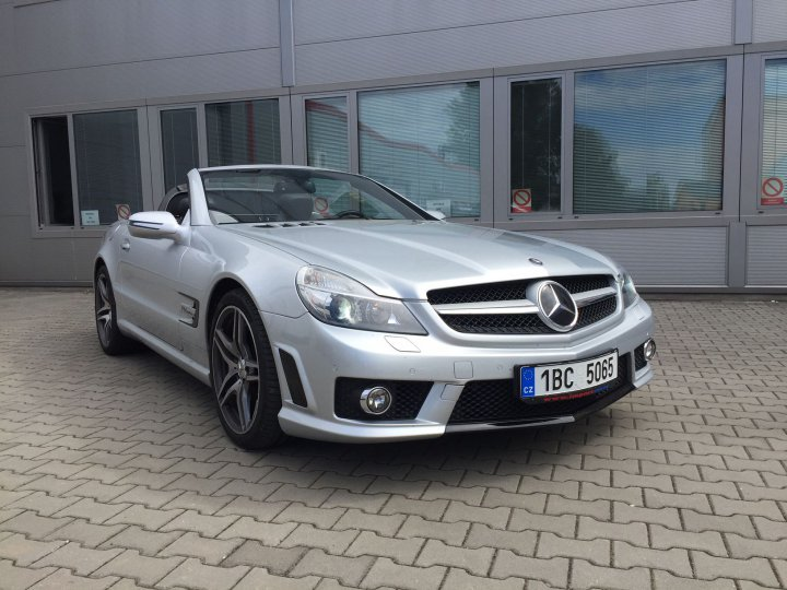Mercedes Benz SL 65 AMG SPEEDSHIFT - 9