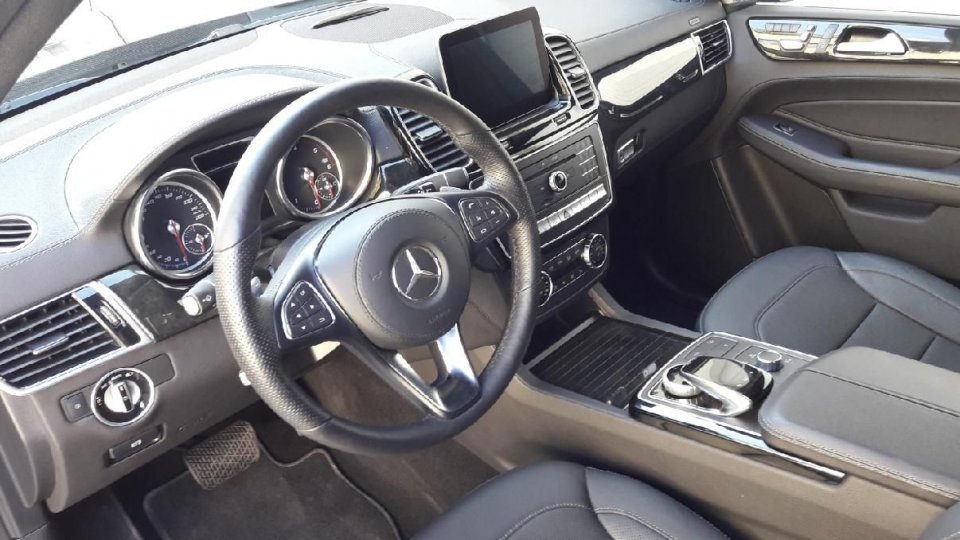 Mercedes Benz GLS 350d  4Matic - 6