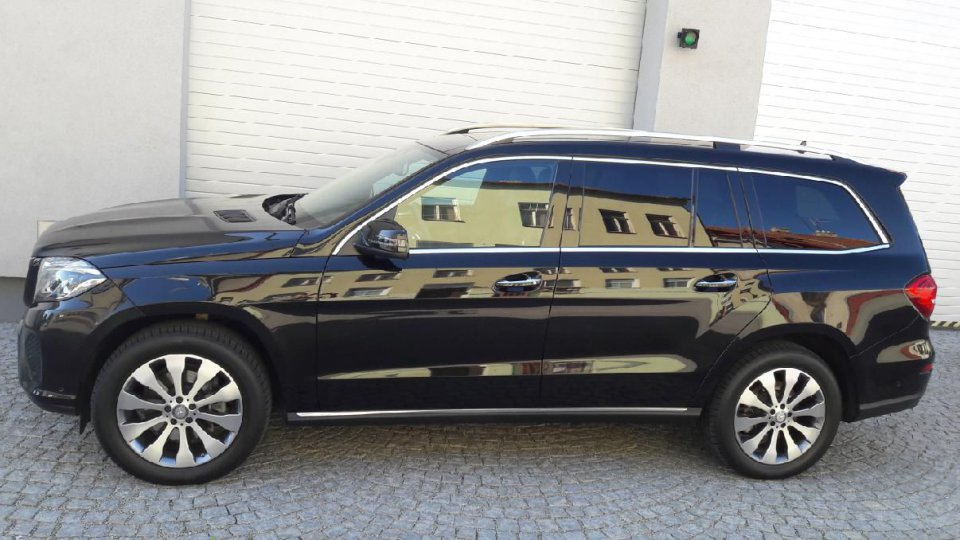 Mercedes Benz GLS 350d  4Matic - 4