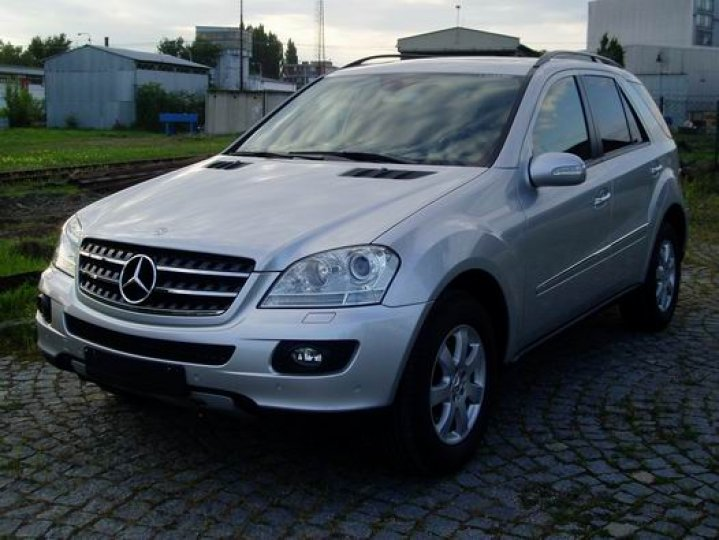 Mercedes Benz ML 320 CDi - 1