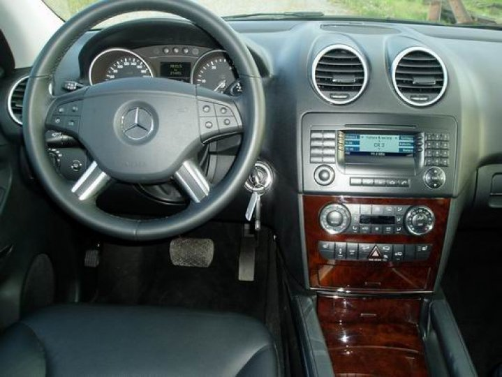 Mercedes Benz ML 320 CDi - 4