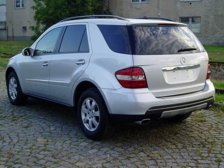 Mercedes Benz ML 320 CDi - 2